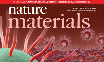 Nature Materials Journal